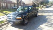 2002 Dodge Dakota Extended Cab (2 doors)