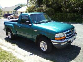 1998 Ford Ranger Regular Cab (2 doors)