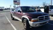 2004 Dodge Dakota Extended Cab (2 doors)