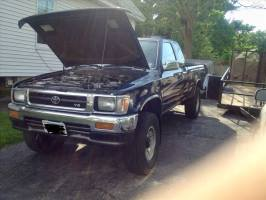 1994 Toyota Pickup Extended Cab (2 doors)
