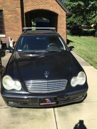 2003 Mercedes-Benz C Wagon