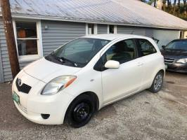 2007 Toyota Yaris Hatchback (2 doors)