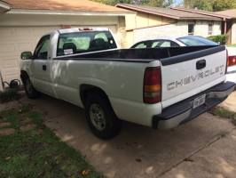 2001 Chevrolet Silverado Regular Cab (2 doors)