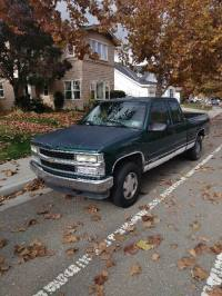 1998 Chevrolet GMT-400 Extended Cab