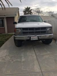 2000 Chevrolet GMT-400 Extended Cab (2 doors)