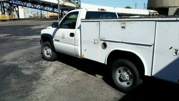2002 Chevrolet Silverado Regular Cab (2 doors)