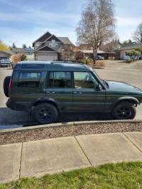 2003 Land Rover Discovery II