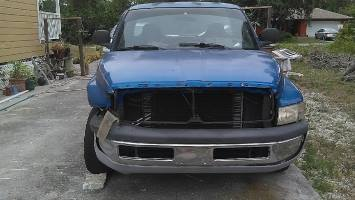 2001 Dodge RAM 1500 Regular Cab (2 doors)