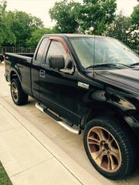 2004 Ford F150 Regular Cab (2 doors)