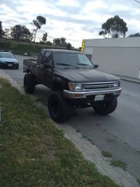1990 Toyota Pickup Extended Cab (2 doors)