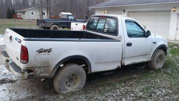 1999 Ford F250 Regular Cab (2 doors)