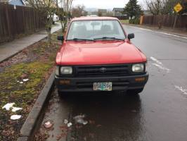 1994 Toyota Pickup Regular Cab (2 doors)