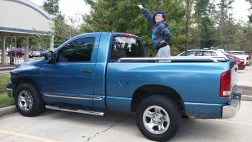 2005 Dodge RAM 1500 Regular Cab (2 doors)