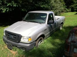 2009 Ford Ranger Regular Cab (2 doors)