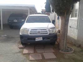 2006 Toyota Tacoma Extended Cab (2 doors)