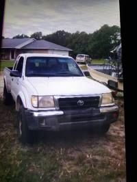 2000 Toyota Tacoma Extended Cab (2 doors)