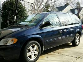2006 Dodge Grand Caravan Passenger Van