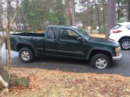 2005 Chevrolet Colorado Extended Cab (4 doors)
