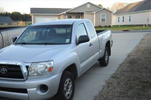 2005 Toyota Tacoma Extended Cab (2 doors)