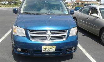 2010 Dodge Grand Caravan Passenger Van
