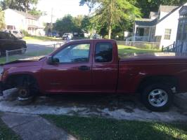 2004 Chevrolet Colorado Extended Cab (4 doors)
