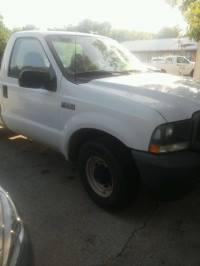 2003 Ford F250 Regular Cab (2 doors)