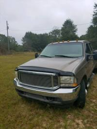 2002 Ford F350 Extended Cab (4 doors)