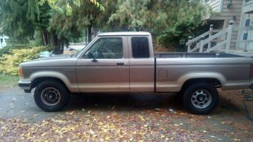 1992 Toyota Pickup Regular Cab (2 doors)