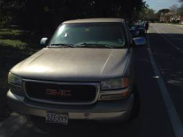 2002 GMC New Sierra Extended Cab (4 doors)